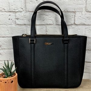 Kate Spade Saffiano Newberry Lane Loden Tote Bag